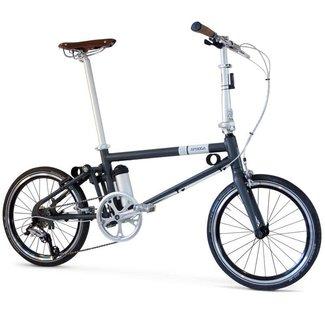 ahooga Ahooga Folding Bike - 24V - Style+