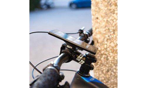 Telefoonhouders en fietscomputers