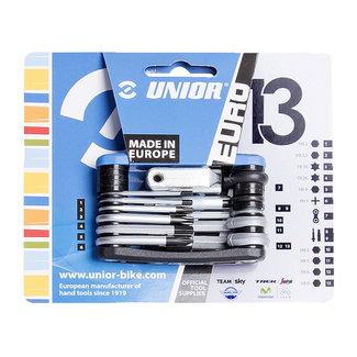 Unior Multitool 13-delig 160gr.
