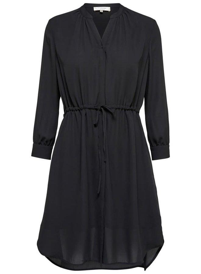 Damina 7/8 Dress   Zwart