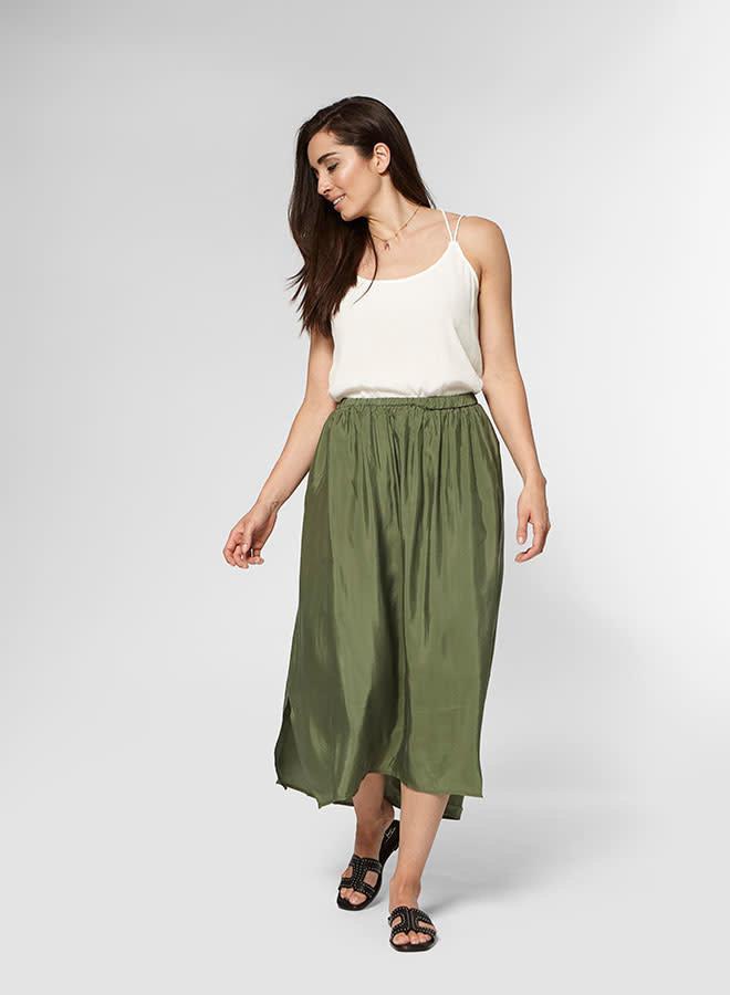 Jezebel Skirt | Seaweed
