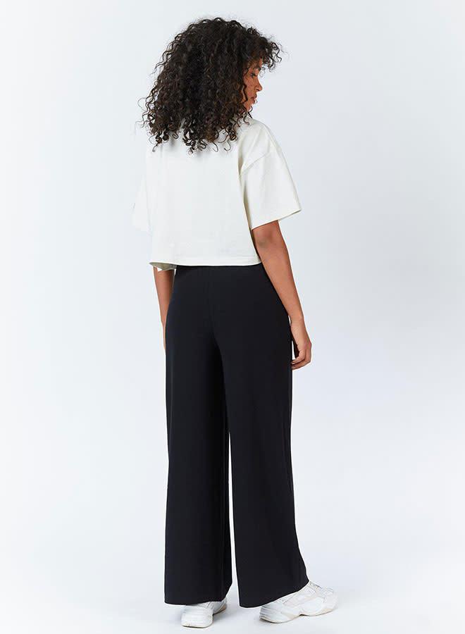Bell Trousers | Zwart