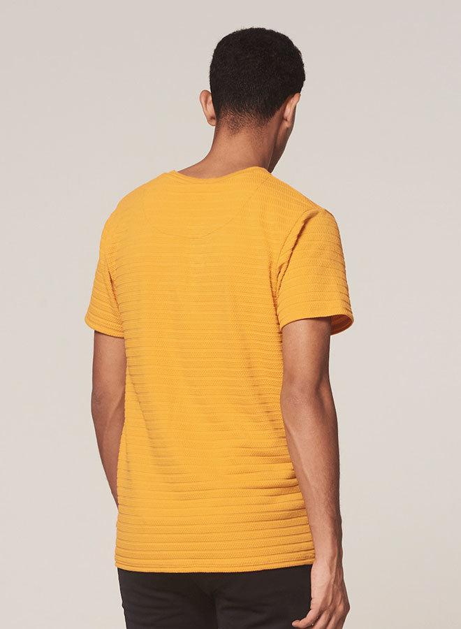 Crew Honeycomb Stretch | Bright Orange