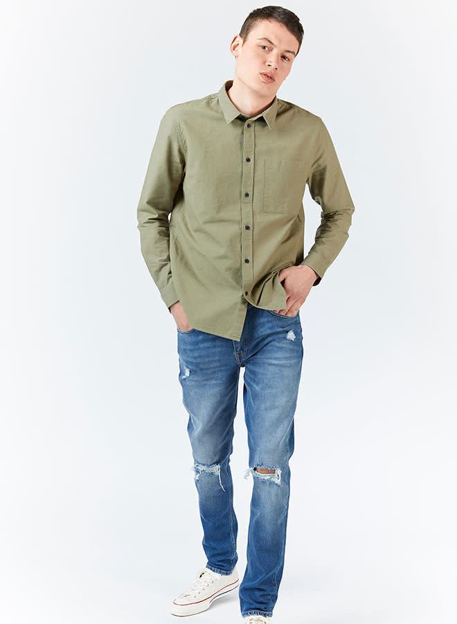 Dale Shirt | Groen