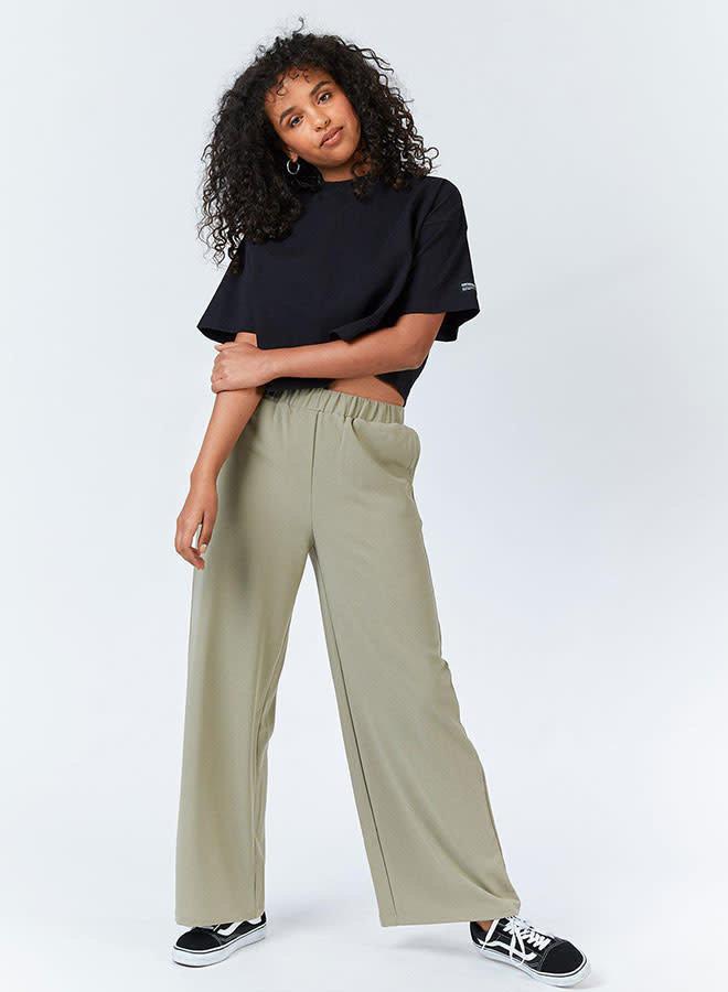Bell Trousers | Groen