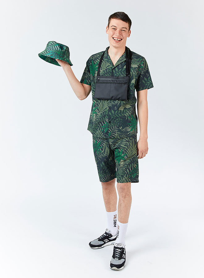 Kai Short Sleeve | Jungle