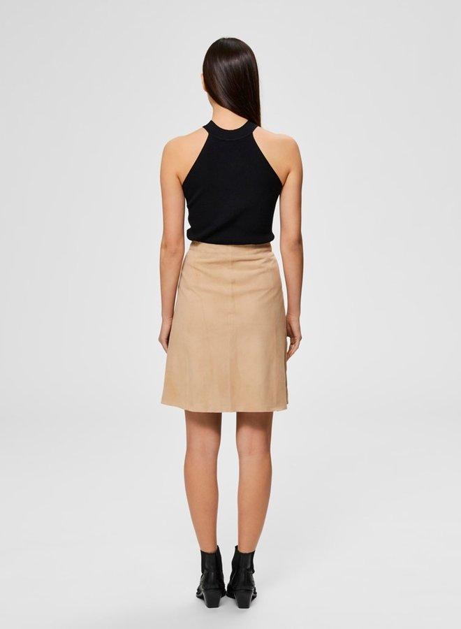 Solita Knit Top | Zwart