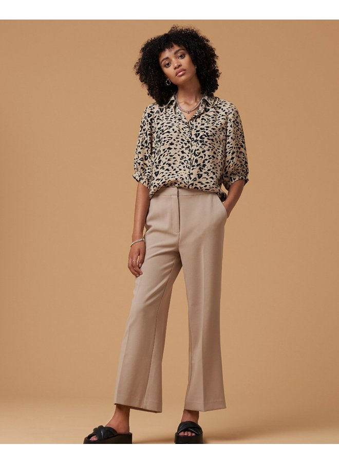 Another Label LIERRE - Blouse animal print