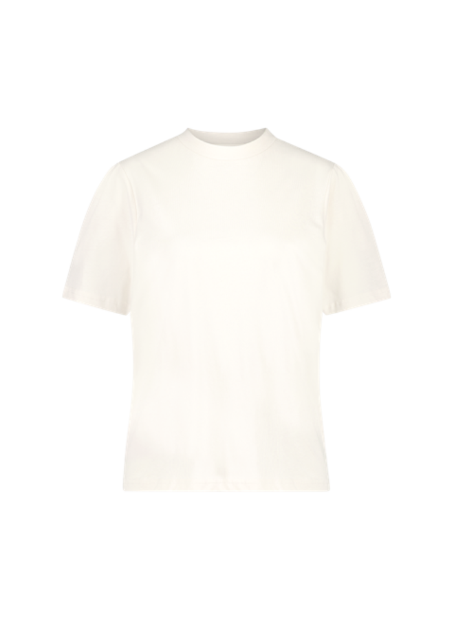 Another Label GAURE TSHIRT SS - Wit