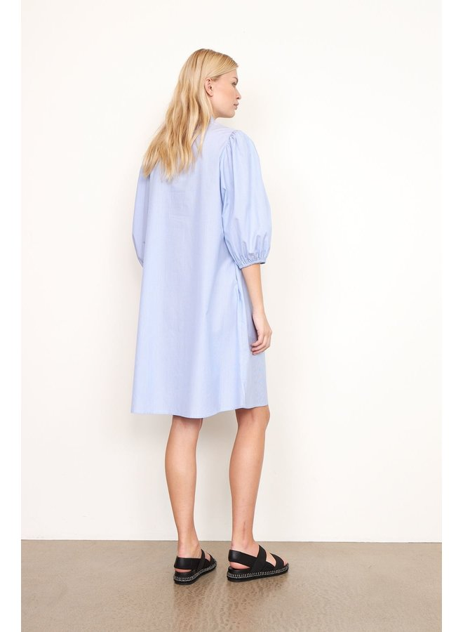 Second Female - MOSCOW DRESS - Blue