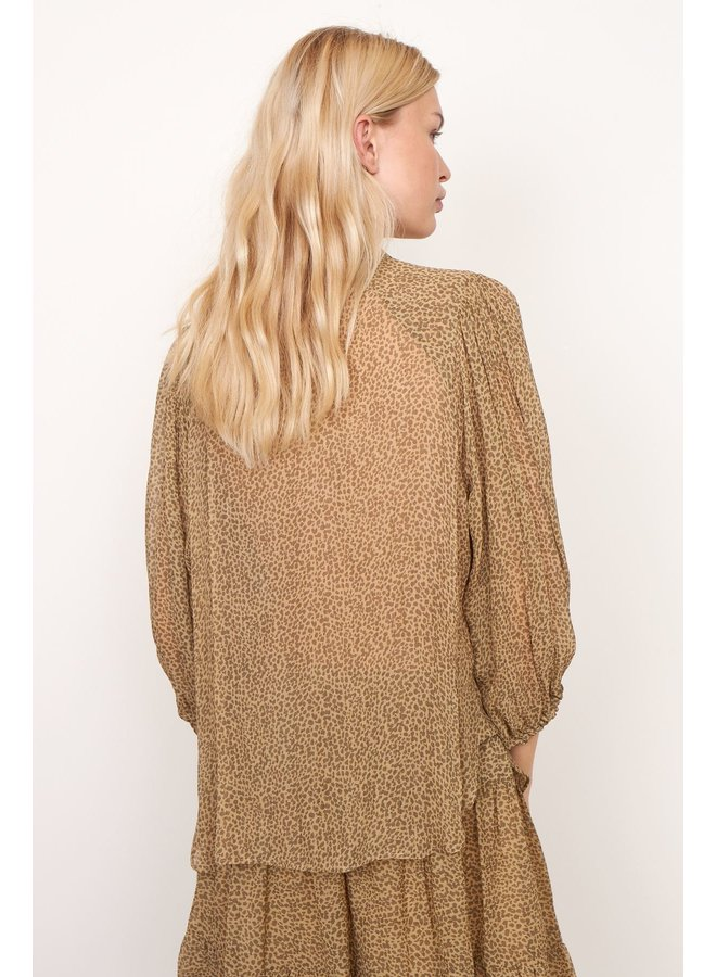 Second Female - Firenze Blouse - Brown
