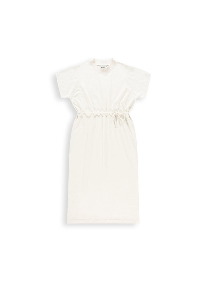 Another Label VIOLA T SHIRT DRESS - Offwhite
