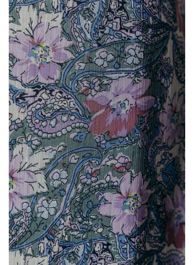 Colourful Rebel 11212 - Rive Faded Flower Skirt