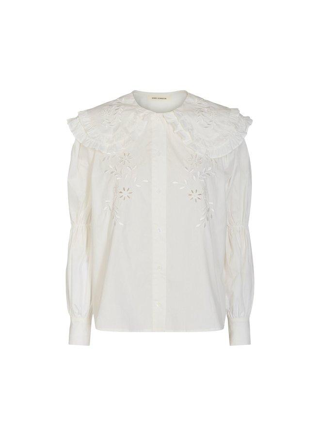 Sofie Schnoor - Witte blouse
