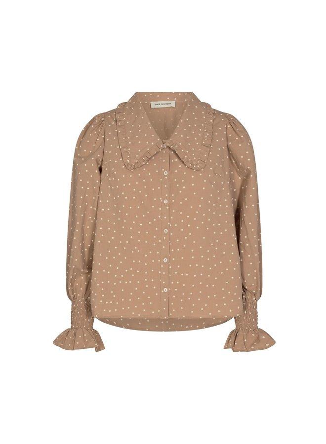 Sofie Schnoor - blouse met stipjesprint
