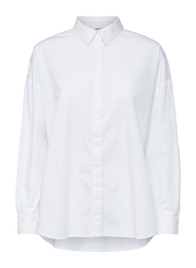 Selected Femme - Katoenen overhemd