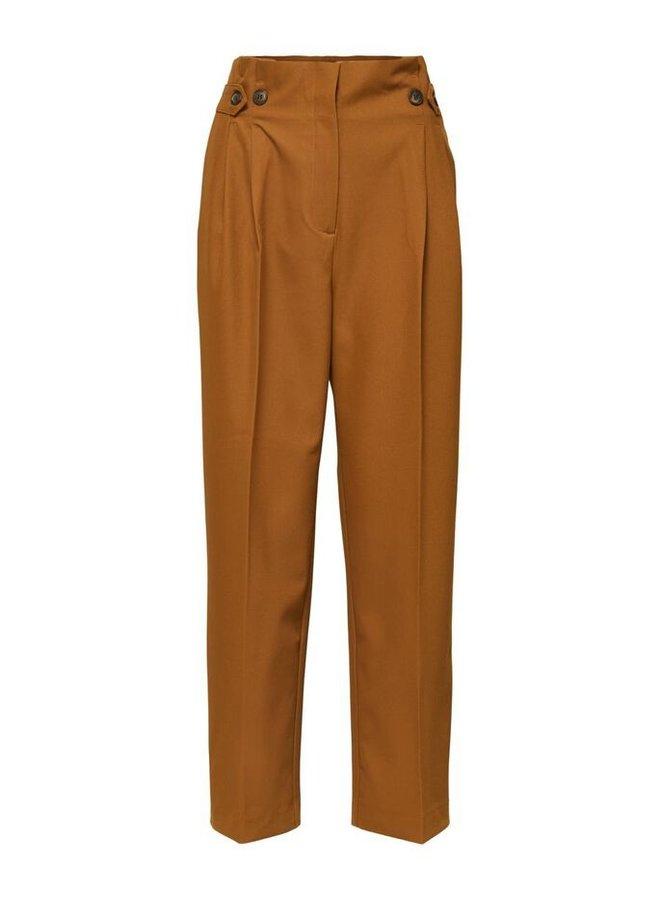 Selected Femme - High waisted broek