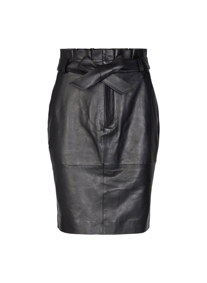 Co Couture - Phoebe Leather Skirt