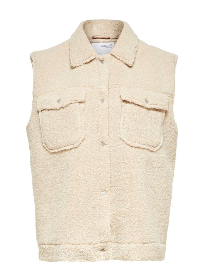 Selected Femme - Teddy Vest