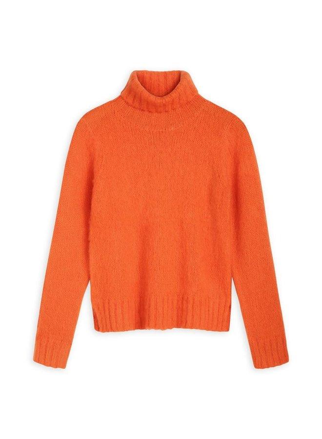 Kyra - Skyler Pullover - Warm Orange