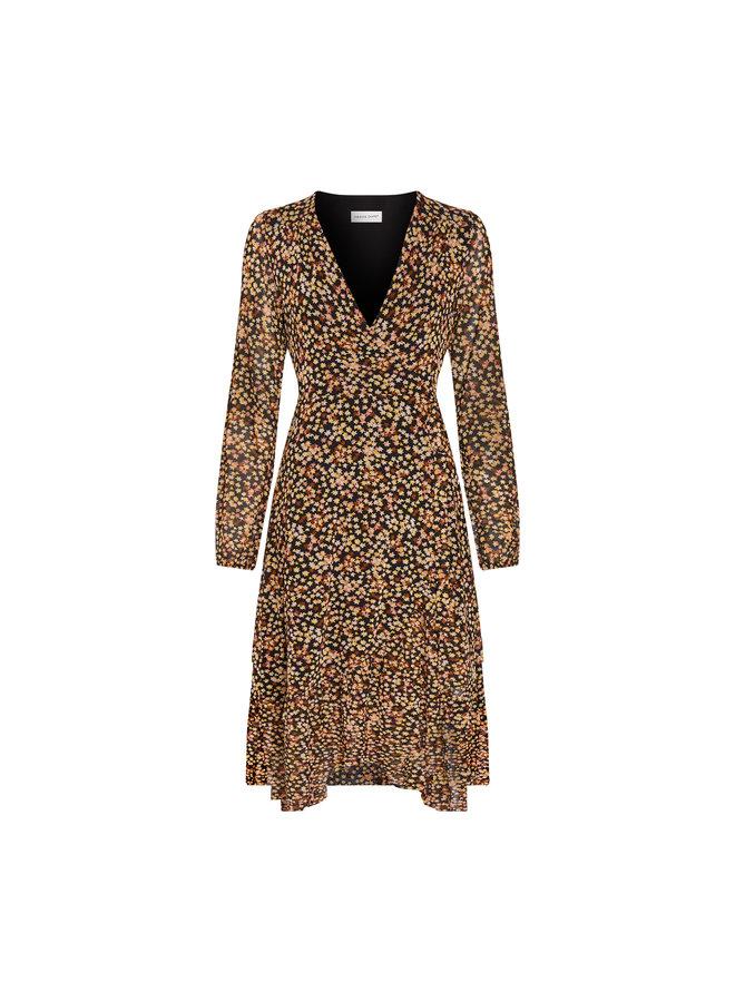 Fabienne Chapot - Natasja Frill Dress - Confetti