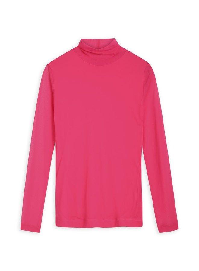 Kyra - Mayra Top - Fluor Pink