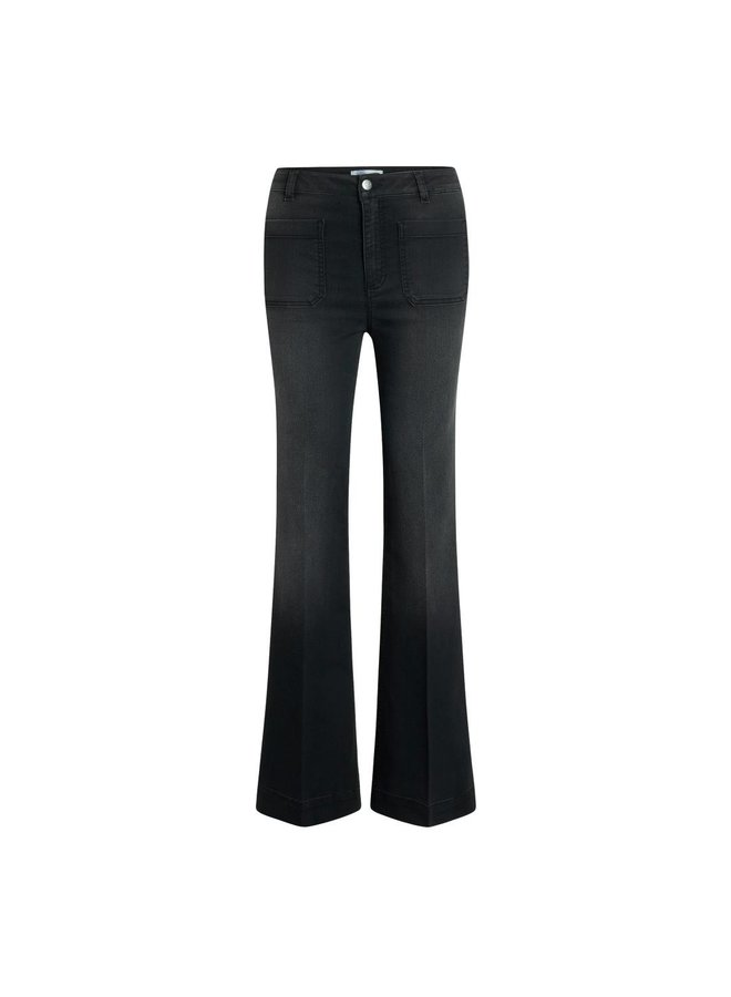 Co Couture - Flared pants - Black