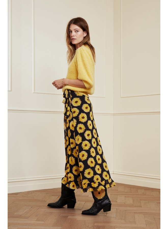 Fabienne Chapot - Bobo Frill Skirt