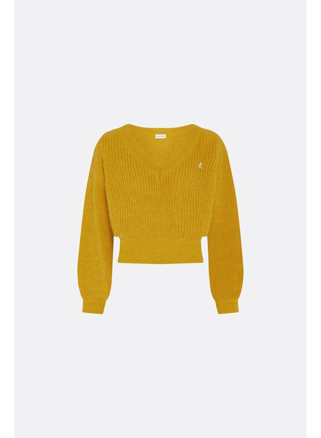 Fabienne Chapot - Starry V-neck Pullover