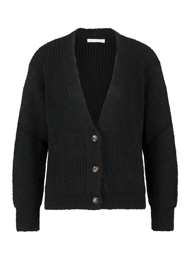 Freebird - Parker Vest - Zwart