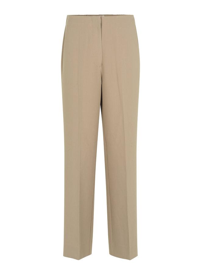 Second Female - Evie Classic Trousers - Chinchilla