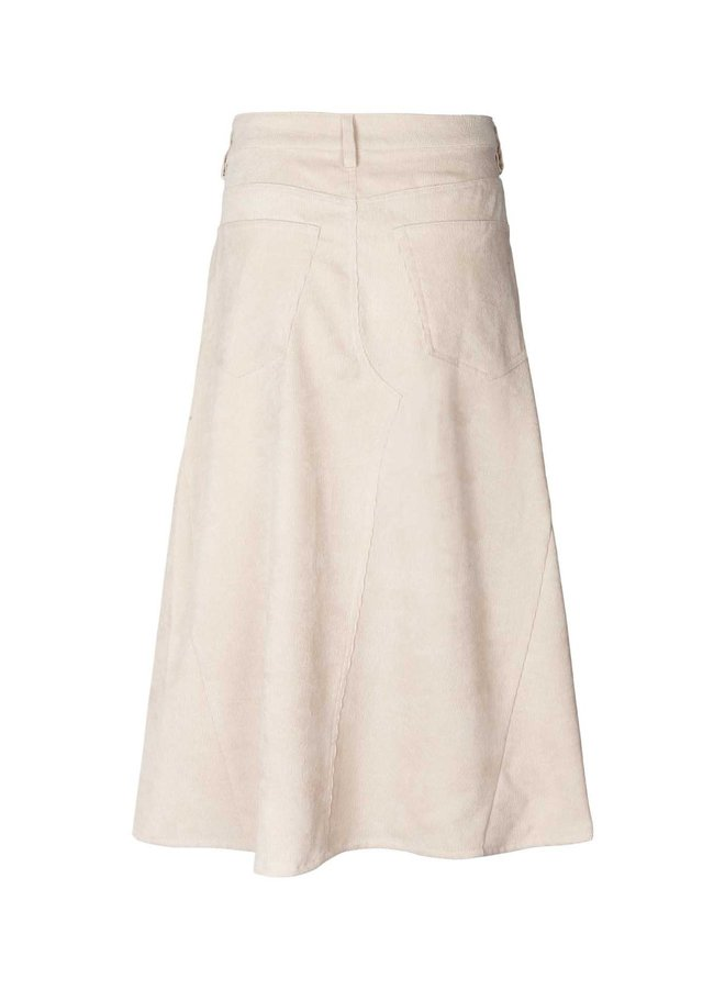Lolly's Laundry  - Melina Skirt - Creme