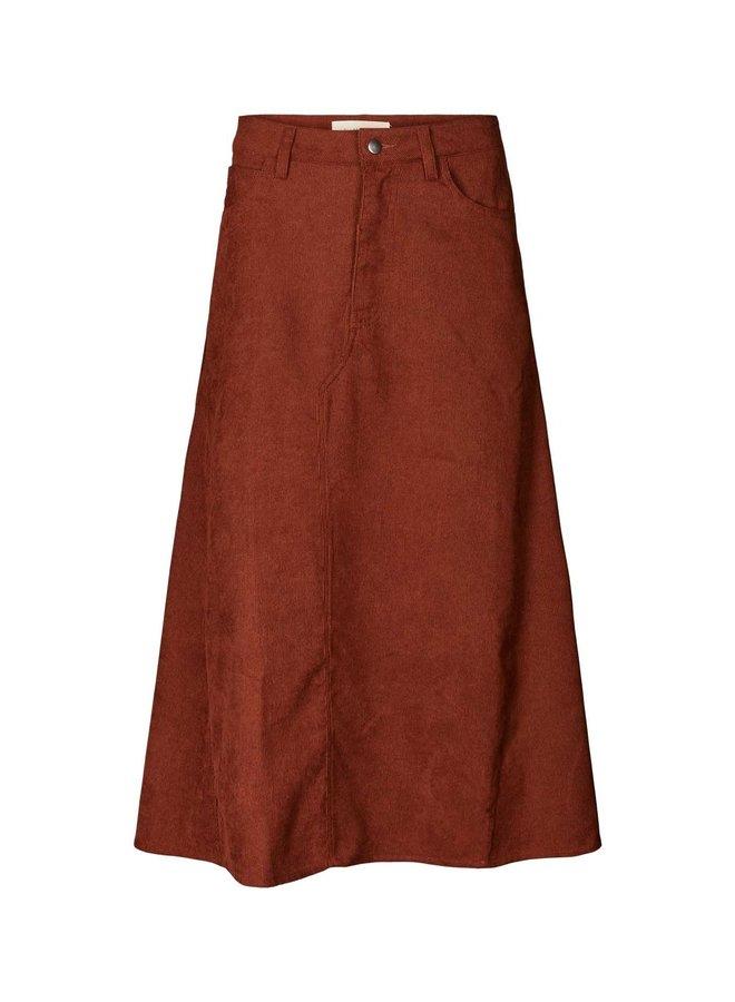 Lolly's Laundry - Melina Skirt - Rust