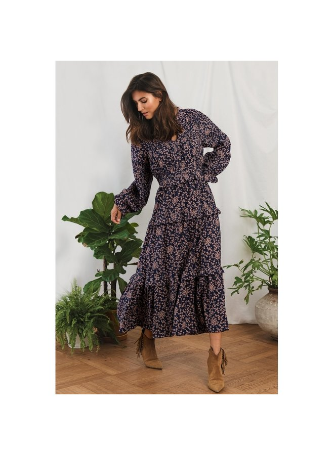 Lolly's Laundry - Mia Dress - Flower Print