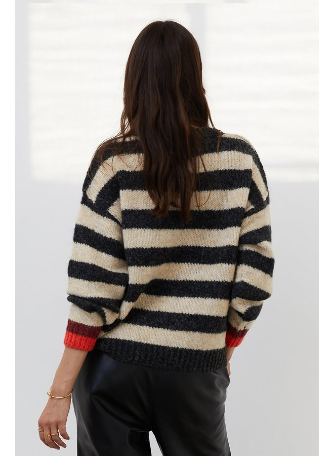 Lolly's Laundry - Terry Jumper - Black