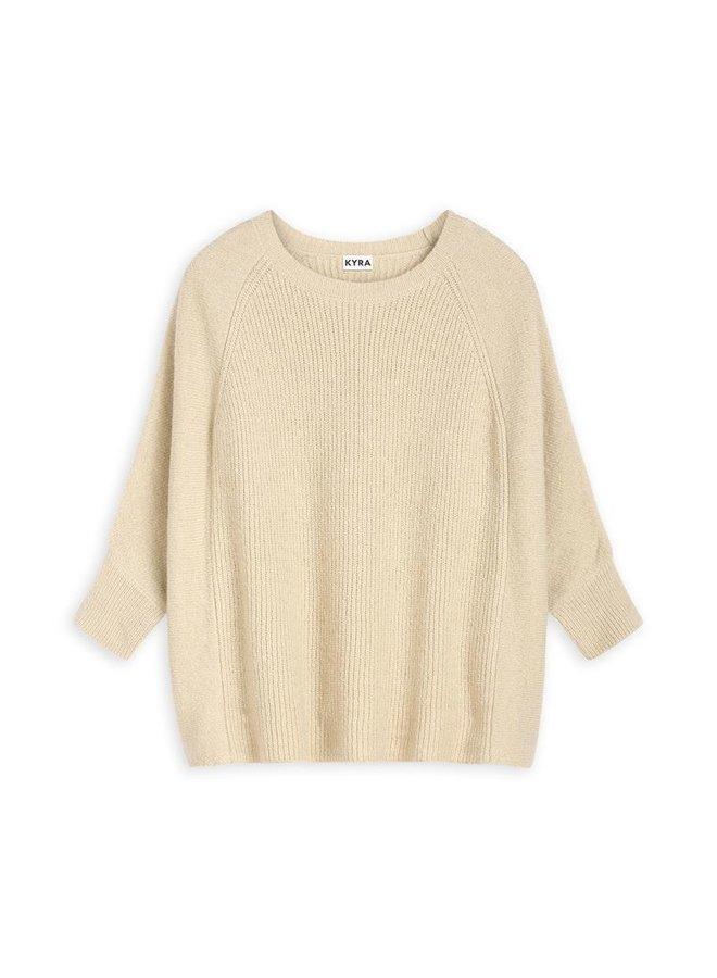 Kyra & Ko - Hilly Sweater - Almond