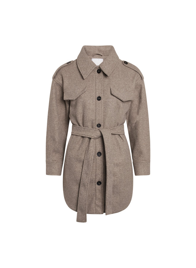 Co Couture - Jacket - Taupe