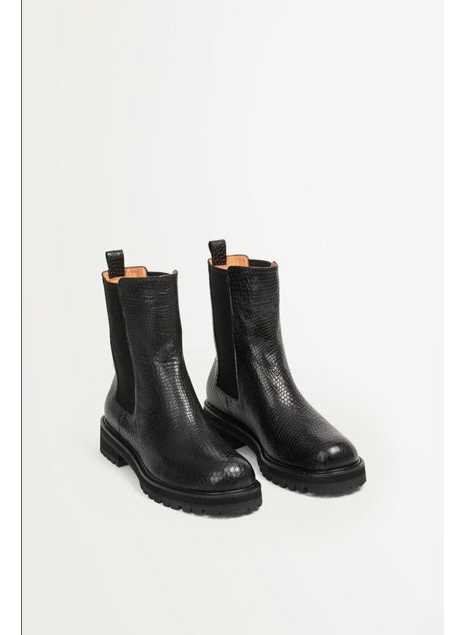 Suncoo - Chelsea Boots - Harper Zwart