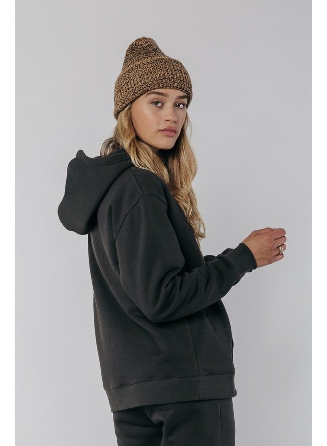 Colourful Rebel - Uni Oversized Hoodie | Anthracite