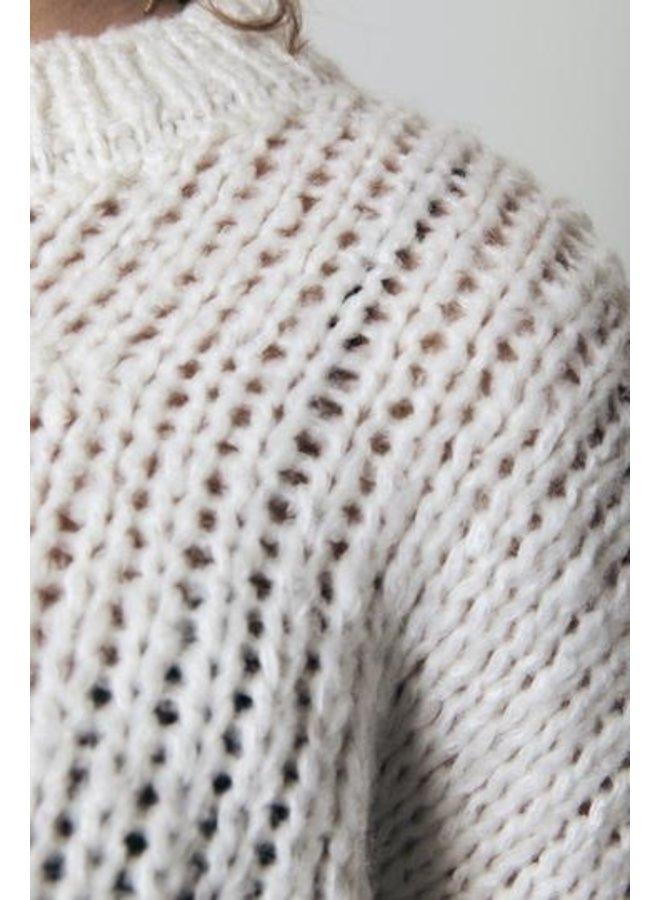 Colourful Rebel - Sweater - Off White