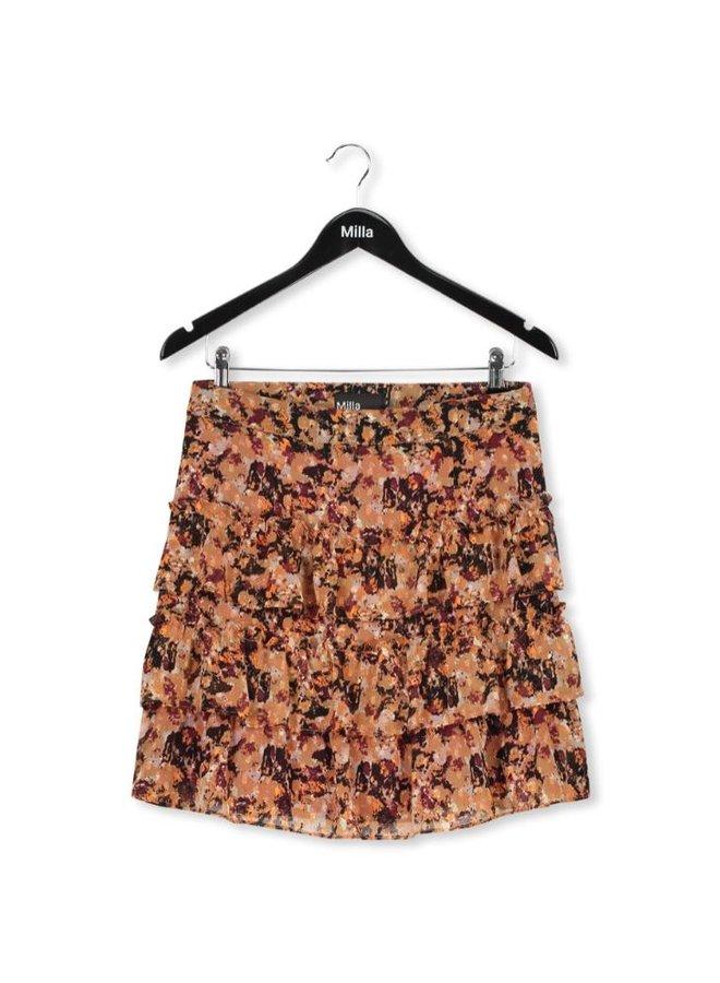 Milla - Reina Skirt - Splash Print