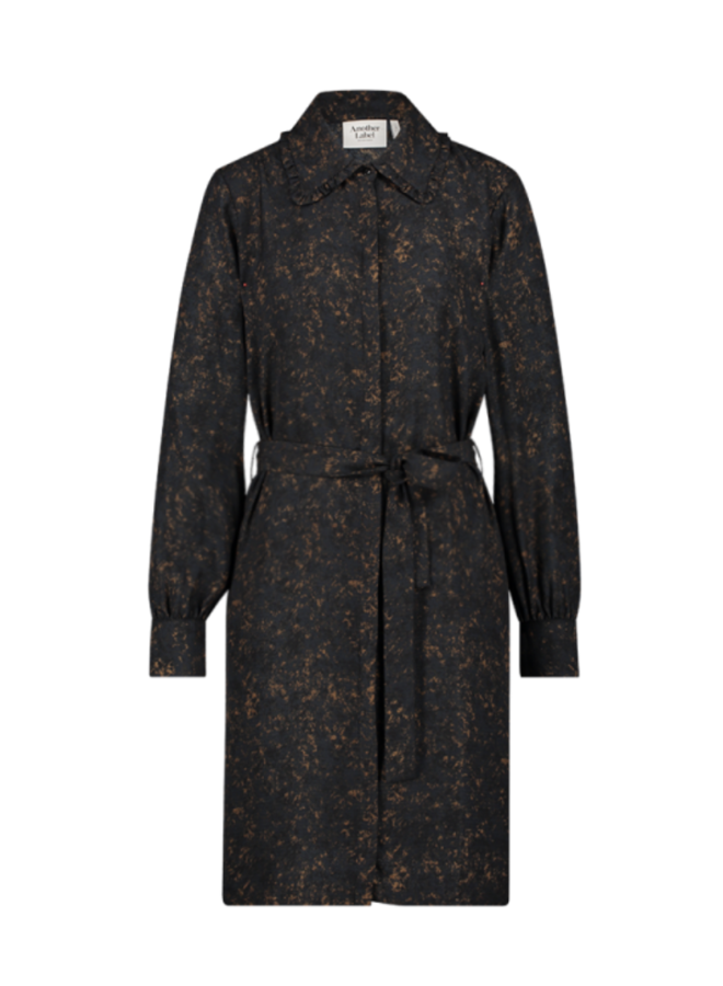 Another Label - Samphire Dress   Black Sand