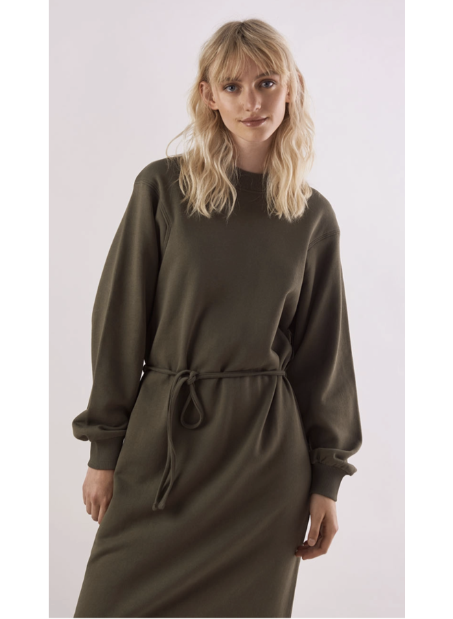 Another Label - Fjorder Dress - Ivy Green