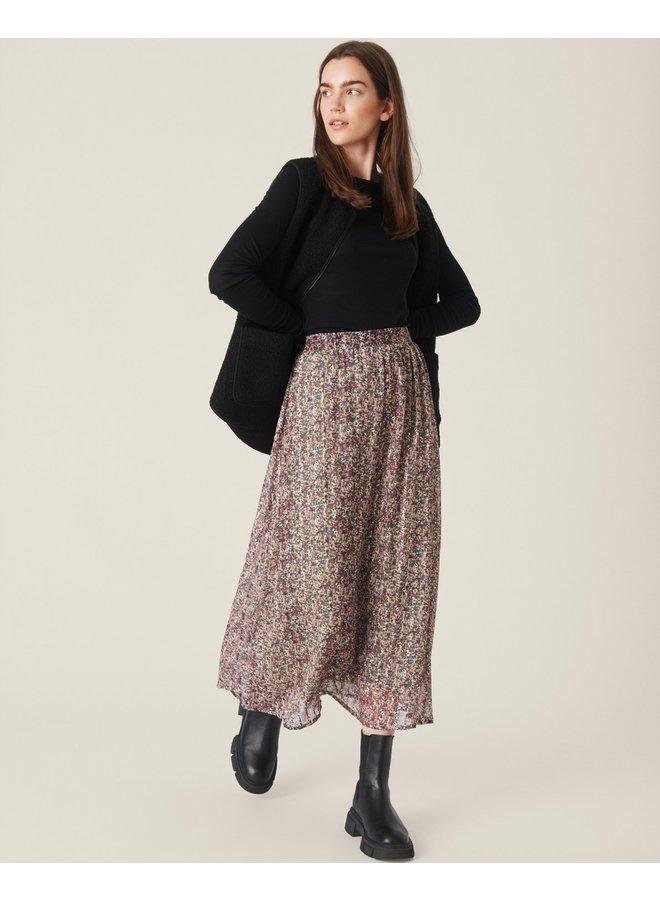 MSCH Copenhagen - Kaline Skirt  Long | Flower