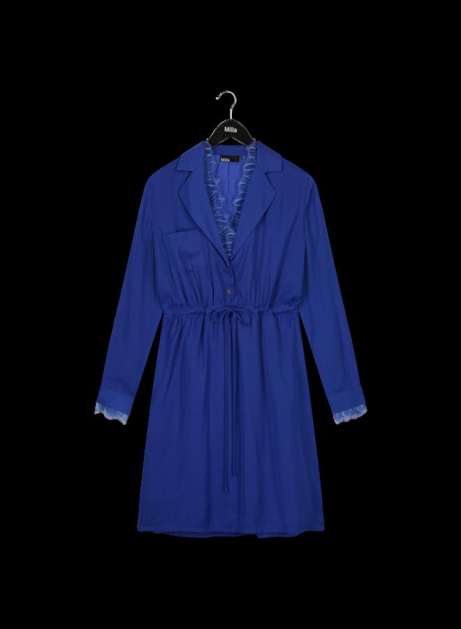 Milla - Deanne Dress - Royal Blue