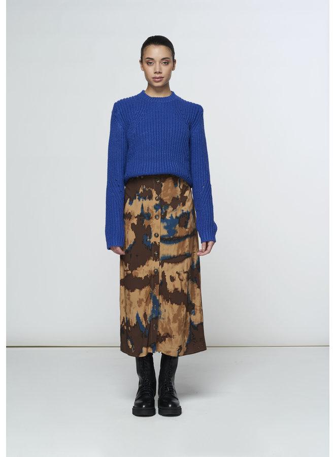 Milla - Sandy Sweater - Royal Blue