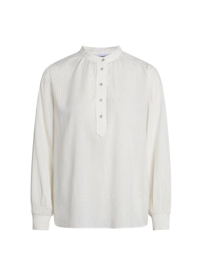 Co Couture - Denise Crease Cotton Shirt