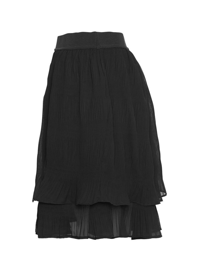 MSCH Copenhagen - Olivera Short Skirt - Black