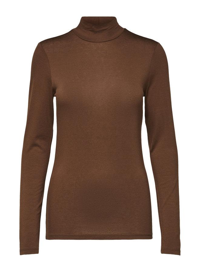 Selected Femme - Top - Light Brown