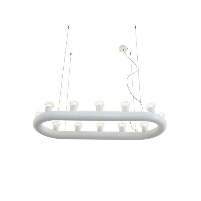 Hanglamp Kingdom - Large mat wit